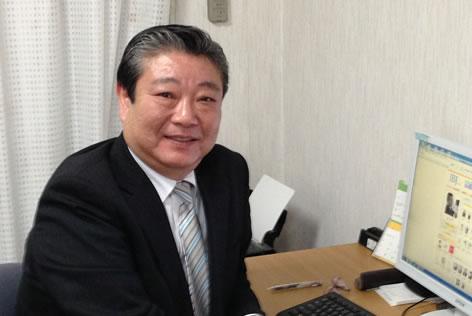 代表 代表 佐藤 義富さん