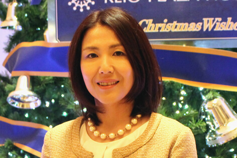 代表 代表 岡部 美穂子さん