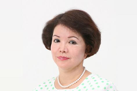 代表 代表 鈴木 恵美さん