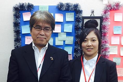 代表 代表 岡﨑 直人さん
